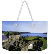 Ruins Of A Fort, Charles Fort, County Weekender Tote Bag