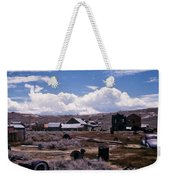 Ruins Of Bodie Weekender Tote Bag