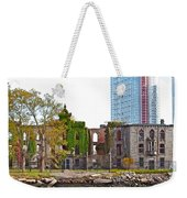 Run Down Ivy Weekender Tote Bag