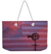 Rural America Weekender Tote Bag