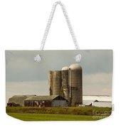 Rural Country Farm Weekender Tote Bag