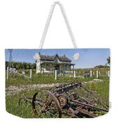 Rural Ontario Sketch Weekender Tote Bag