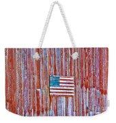 Rural Patriot Weekender Tote Bag