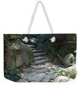 Rural Steps Weekender Tote Bag