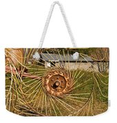 Rural Vista Weekender Tote Bag
