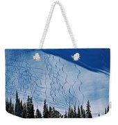 Rushing Back For Seconds Weekender Tote Bag