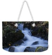 Rushing Weekender Tote Bag