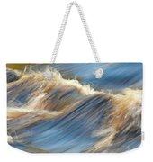 Rushing Waters Weekender Tote Bag