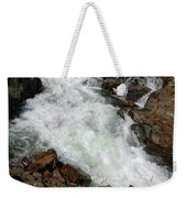 Rushing Waters Glen Alpine Creek Weekender Tote Bag