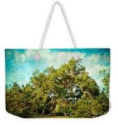 Ruskin Oak Weekender Tote Bag