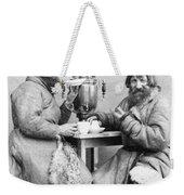 Russia: Samovar, C1860 Weekender Tote Bag