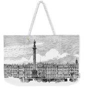 Russia: St. Petersburg, 1881 Weekender Tote Bag