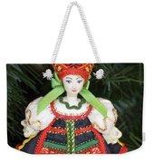 Russian Folk Ornament Weekender Tote Bag