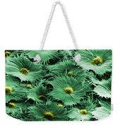 Russian Silverberry Leaf  Weekender Tote Bag