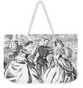 Russian Visit, 1863 Weekender Tote Bag by Granger
