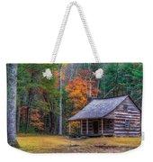 Rustic Colors Weekender Tote Bag