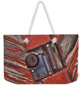 Rusty Dusty And Musty Weekender Tote Bag