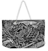 Rusty Metal Stuff IIi Weekender Tote Bag
