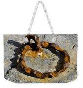 Rusty Ring Weekender Tote Bag