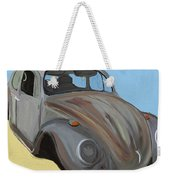 Rusty V.w. Bug Weekender Tote Bag