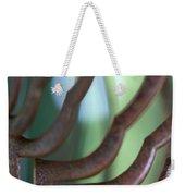 Rusty Windchimes Weekender Tote Bag