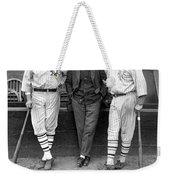 Ruth, Dunn And Bentley Weekender Tote Bag
