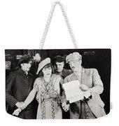 Ruth Of The Rockies, 1920 Weekender Tote Bag