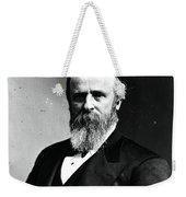 Rutherford B. Hayes, 19th American Weekender Tote Bag
