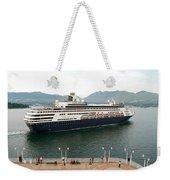 Ryndam Vancouver Port 1 Weekender Tote Bag