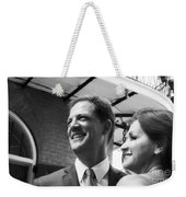 S And D 002 Weekender Tote Bag by Kathleen K Parker