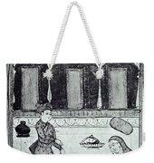 Saadi (c1184-1291) Weekender Tote Bag