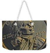 Sacagawea 2001 Weekender Tote Bag