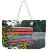 Sachs Covered Bridge At Gettysburg Weekender Tote Bag