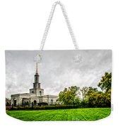 Sacramento Temple Landscape Weekender Tote Bag