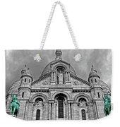 Sacre Coeur Montmartre Paris Weekender Tote Bag