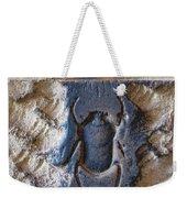 Sacred Scarab. Weekender Tote Bag by JSM Fine Arts John Malone