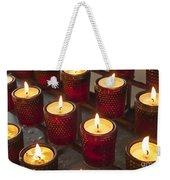 Sacrificial Candles Weekender Tote Bag