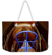 Saddles Weekender Tote Bag