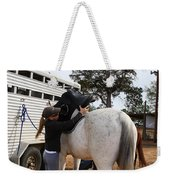 Saddling Up Weekender Tote Bag