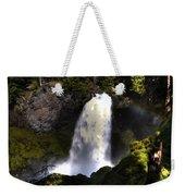 Sahalie Falls Weekender Tote Bag