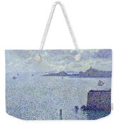 Sailing Boats In An Estuary Weekender Tote Bag