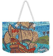 Sailing Home Weekender Tote Bag