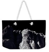 Sailing Night Weekender Tote Bag