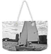 Sailing On The Charles Weekender Tote Bag