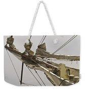 Sailing Ship Weekender Tote Bag