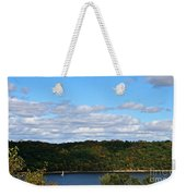 Sailing Summer Away Weekender Tote Bag