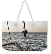 Sailing The Seas Weekender Tote Bag