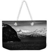 Sailing To Valdez Weekender Tote Bag