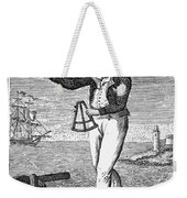 Sailor, 18th Century Weekender Tote Bag