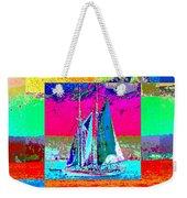 Sailors Delight 2 Weekender Tote Bag